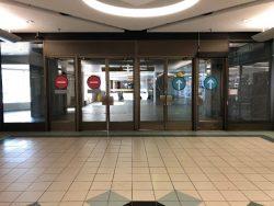 Affichage différentes entrées de la Place du Centre
